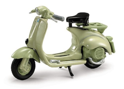 1953 Vespa 125 U Scooter Miniature Model 1:32 Scale - 1