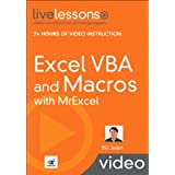 Excel VBA and Macros with MrExcel LiveLessons (Video Training)by Bill Jelen