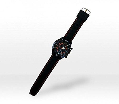 Reloj-de-pulsera-para-hombre-mod-BOSTON-con-correa-de-goma-y-costuras-en-diferentes-colores-NARANJA-mws1714