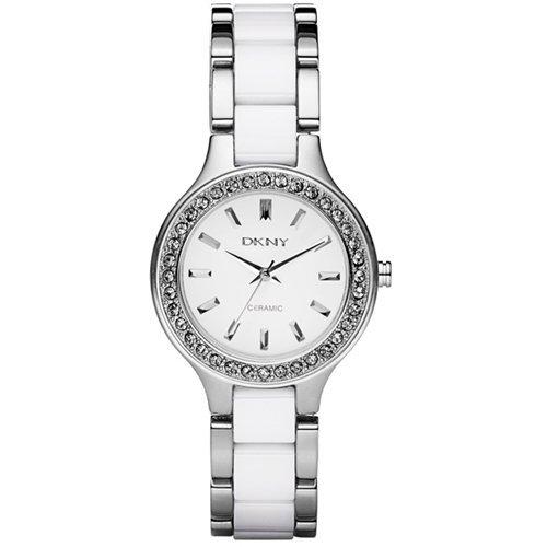 DKNY Quartz White Dial Women's Watch - NY8139