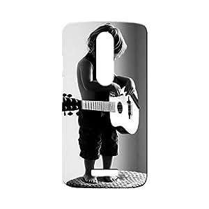 BLUEDIO Designer Printed Back case cover for Motorola Moto X3 (3rd Generation) - G1800