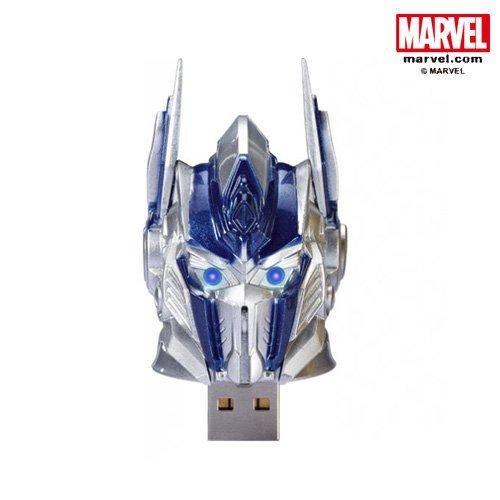 Transformers - Optimus Prime 8GB USB Flash Drive (Transformer Electronics compare prices)