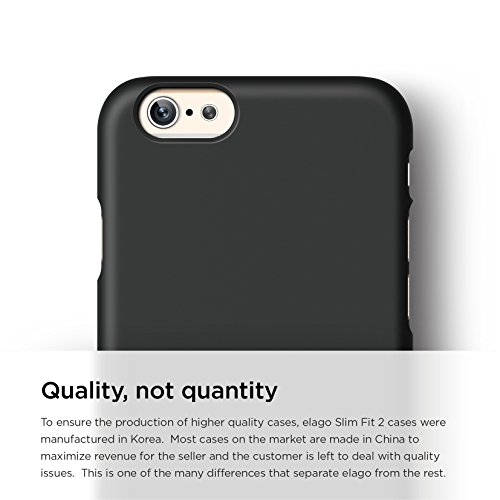 iPhone-6S-Case-elago-Slim-Fit-2Soft-Feel-Black-LightMinimalisticTrue-Fit-for-iPhone-66S