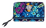Vera Bradley Turn Lock Wallet - Color: Midnight Blues 10913-136