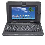 """Proscan® 7"""" Tablet, Featuring Android 4.1 (Jelly Bean) OS, 8GB Memory, 4G WiFi with Bonus Keyboard & Case - 6... by Proscan"""