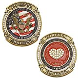 Army Mom Military Coin
