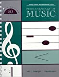 img - for Study Outline and Workbook In The Fundamentals of Music by Frank W Hill (1991-10-01) book / textbook / text book
