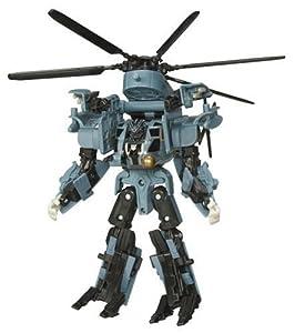 Transformers Movie Voyager Blackout with Scorponok