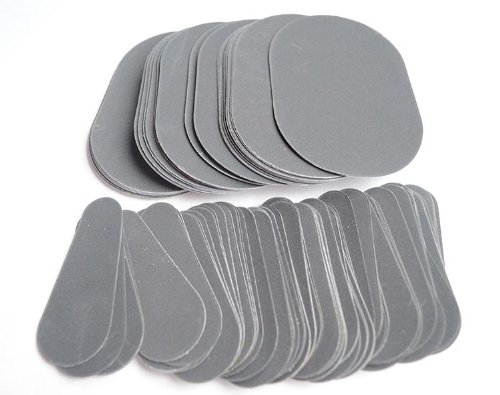 Refill Pads for Smooth Away or Smooth Legs - 8 Pads (No No Buffer Pads compare prices)