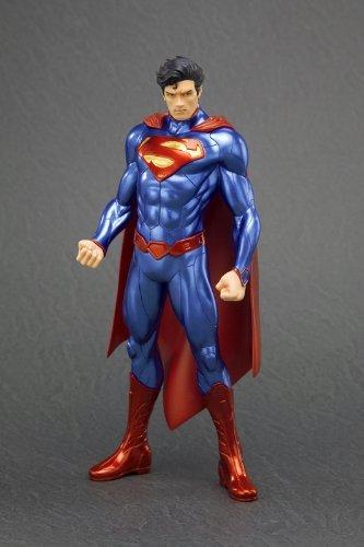 Kotobukiya Superman New 52 Dc Comics Artfx + Statue Toy, Kids, Play, Children