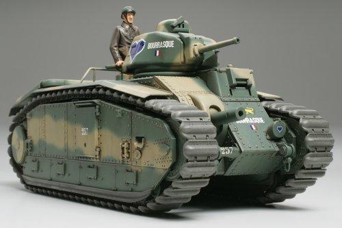 Tamiya 35282 1/35 French Battle Tank B1 bis