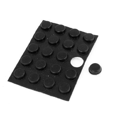 coussinets-pieds-adhesifs-caoutchouc-pour-meuble-rond-7mmx25mm-noir-20-en-1