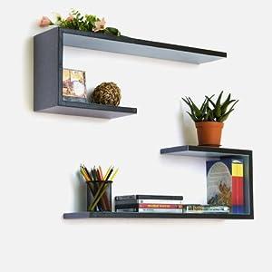 Floating Wall Shelves Ideas Car Interior Design