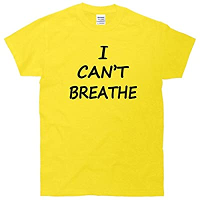 I Can't Breathe NYPD Protest Police T-Shirt