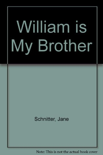 William Is My Brother front-660460