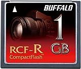 BUFFALO RCF-R1G コンパクトフラッシュ 高速タイプ