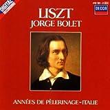 Liszt: Piano Works, Vol. 4 - Années de Pèlerinage, Italie