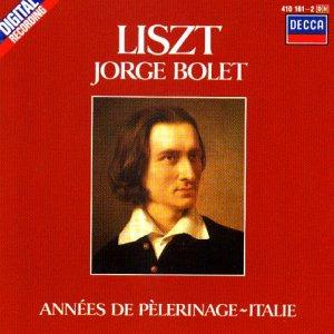 Franz Liszt, Jorge Bolet - Liszt: Piano Works, Vol. 4