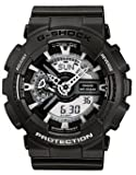 Casio G-Shock Ana-Digi Mens Watch GA110C-1 Wrist Watch (Wristwatch)