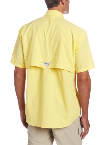 Columbia Men's Bahama II Short-Sleeve Shirt columbia field master ii ca007 430
