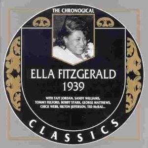 Ella Fitzgerald - 1939 (CD)