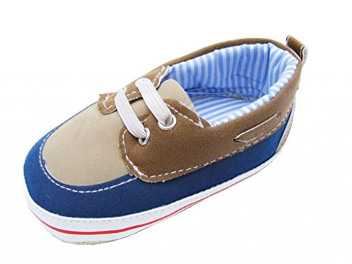 Baby Boy Boat Shoes front-787146