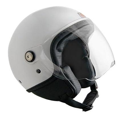 Origine helmets 201583018100003 Casque Mio, Taille : S,  Blanc