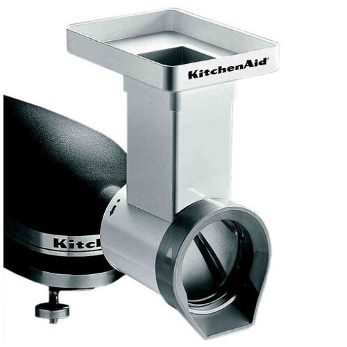 KitchenAid MVSA Cone Slicer/Shredder for KitchenAid Mixer by Kitchenaid