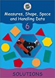 img - for Cambridge Mathematics Direct 6 Measures, Shape, Space and Handling Data Solutions book / textbook / text book