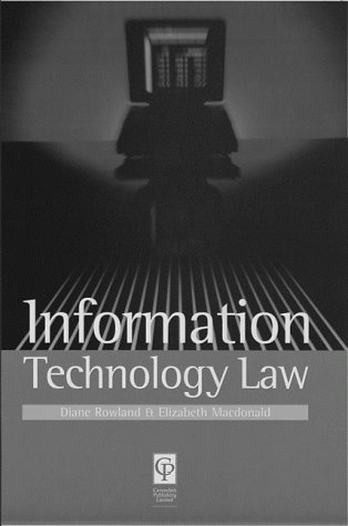 Information Technology Law 2 E