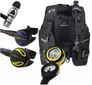 Oceanic gear scuba diving equipment package - Oceanic dive equipment ...