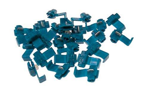 Gardner Bender 10-100 Tap Splice, 16-14 AWG, Blue (25 pk)