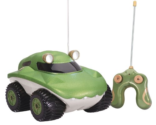 Kid Galaxy Morphibians Gator Radio Control Vehicle front-60493