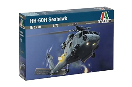 Italeri - I1210 - Maquette - Aviation - Hh-60h Seahawk