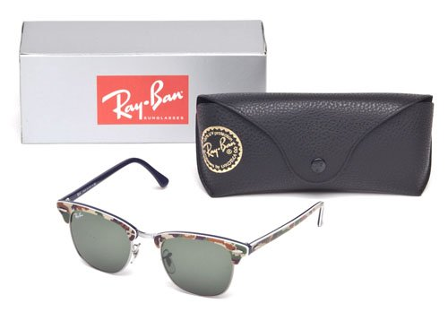 Ray-Ban Sunglasses CLUBMASTER (RB 3016 1069 49)