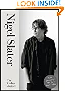 The Kitchen Diaries II by Nigel Slater book cover