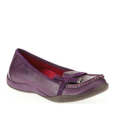 Orthaheel Mae Orthotic Flats Purple - 5
