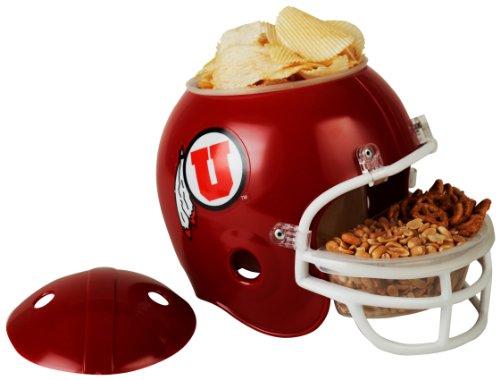 Ncaa Utah Utes Snack Helmet