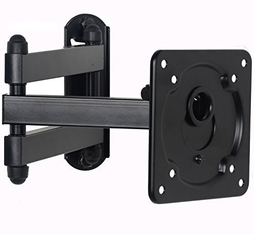 VideoSecu Articulating TV LCD Monitor Wall Mount Full Motion 14