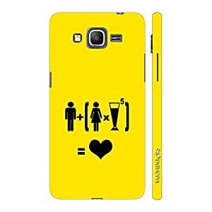 Enthopia Designer Hardshell Case LOVE WOMEN N ALCOHOL Back Cover for Samsung Galaxy J7