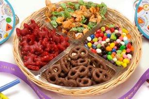 Heartwarming Shiva Candy Platter