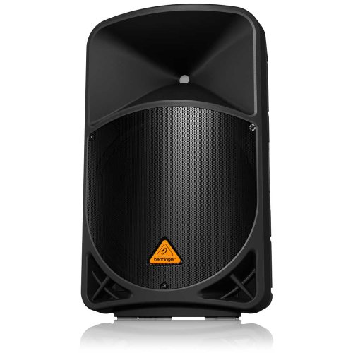 Behringer B115Mp3 Eurolive Active 1000-Watt 2-Way 15-Inch Pa Speaker System With Mp3 Player, Wireless Option And Integrated Mixer