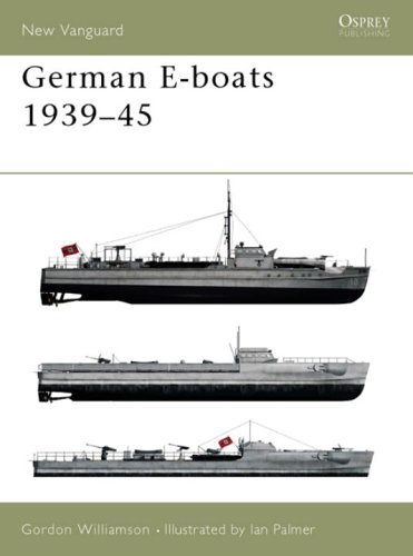 German E-boats 1939-45 (New Vanguard)