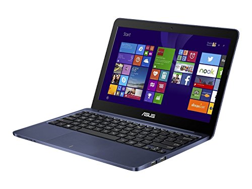 ASUS X205TA 11.6 Inch Laptop (Intel Atom, 2 GB, 32GB SSD, Windows 8.1, Dark Blue) (Certified Refurbished)