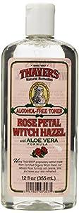 Thayers Witch Hazel Aloe Vera Rose Petal - 12 oz.