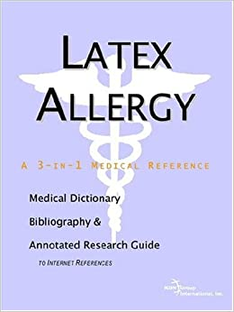 Book on latex allergy