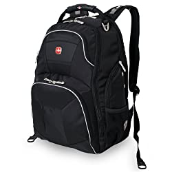 Swissgear Laptop Backpack Fits Most 17-Inch Laptops