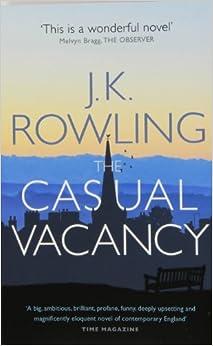 Jk rowling new book amazon uk