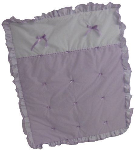 Cheapest Price! Baby Doll Bedding Regal Crib Comforter, Lavender