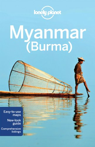 Myanmar (Burma) (Country Travel Guide)